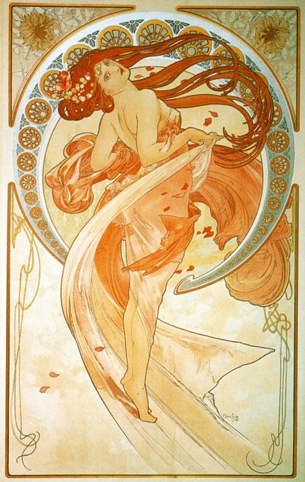 Dance. From The Arts Series. 1898
